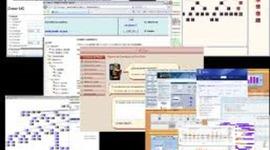 Historia de la Informatica Educativa timeline