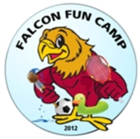 I missed Green Hope, so I helped with Falcon Fun camp.