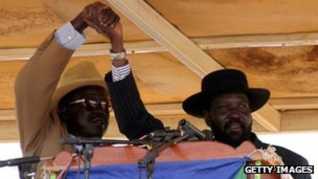 South Sudan's Paulino Matip Dies