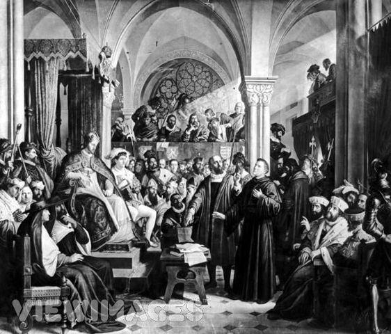 Reformation timeline | Timetoast timelines