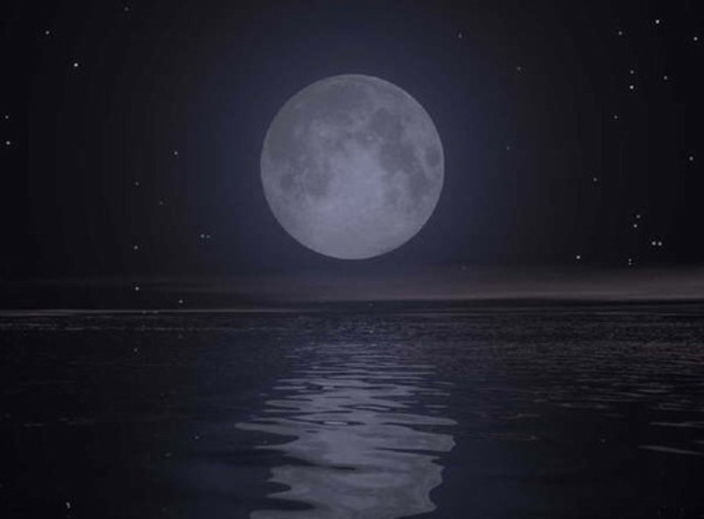 The Moon and earths tides
