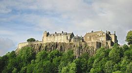 Leisure in Scotland timeline