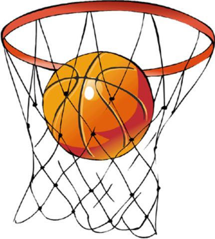 I start basketball