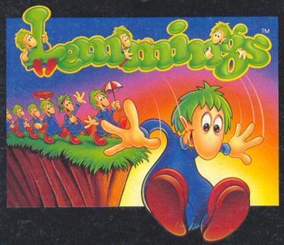 Played Lemmings Game