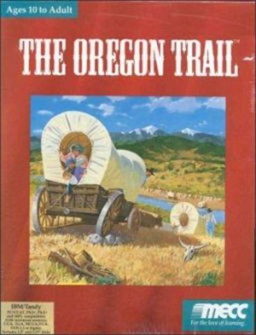 Played Oregon Trail