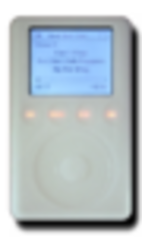3rd generation iPod released by Apple