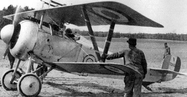 First Military Aircrafts