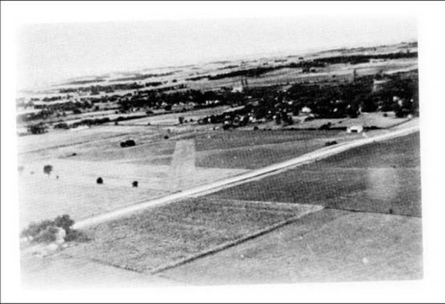 The First Airport