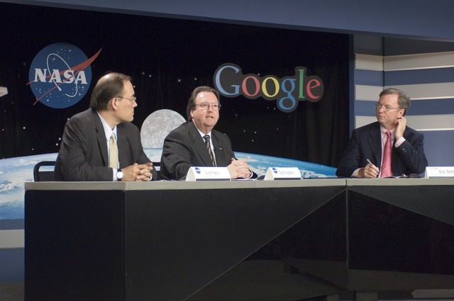 Google partners with NASA