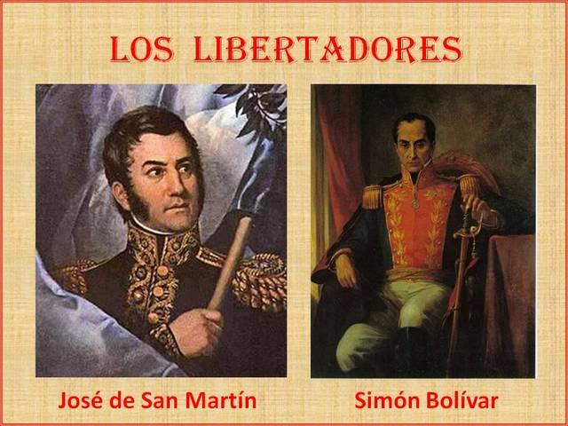 El proceso de la Independencia del Perú