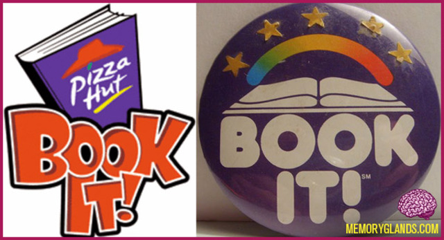 BOOK IT! Reading Program