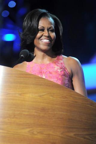 Michelle Obama holder tale