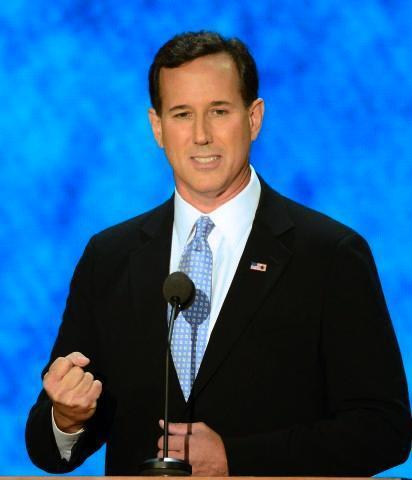Rick Santorum trækker sig