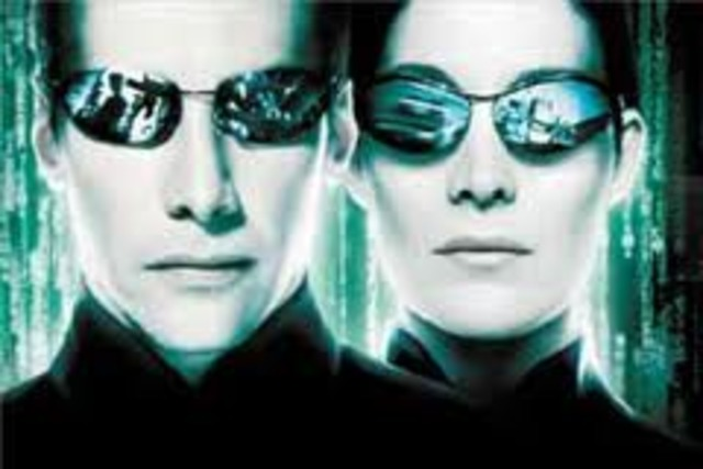 """The Matrix"" was released."