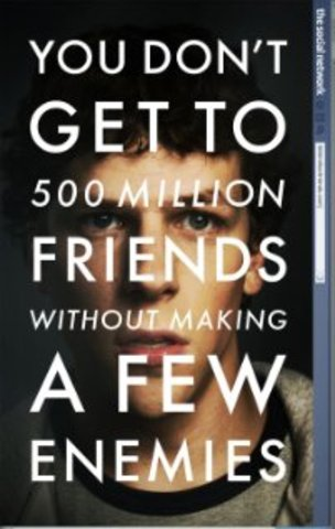 The Social Network movie released