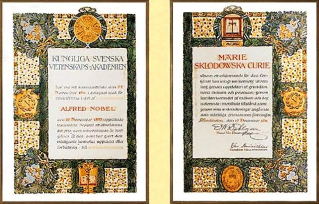 Second Nobel Prize