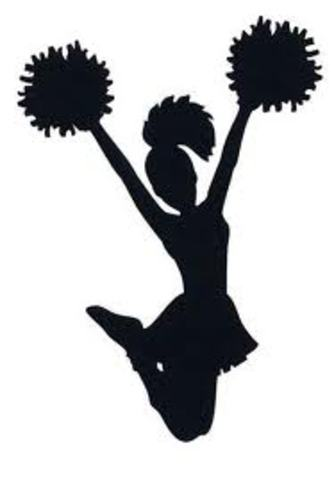 I Started Cheerleading(: