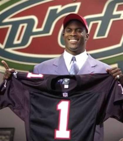 Drafted by Atlanta Falcons
