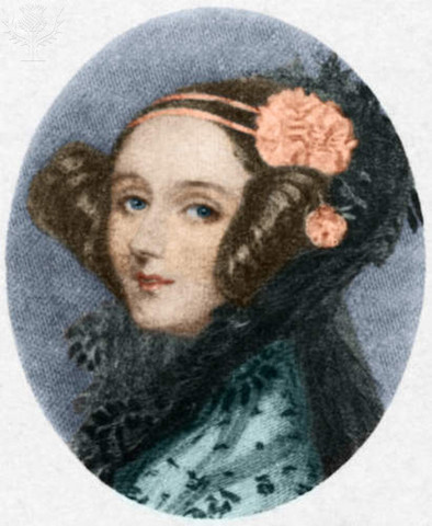 Lady Augusta Ada Countess of Lovelace