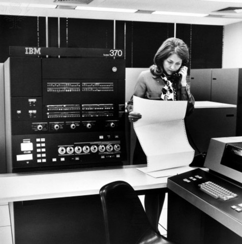Harvard's Mark I (IBM automatic sequence controlled calculator)
