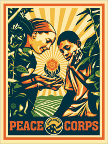 Peace Corps was made on the year of 1961 (Part 1)