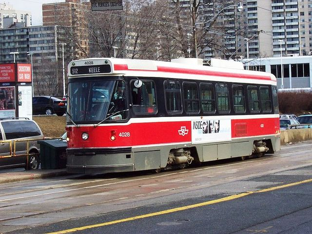 my goal-learn the public transportation system in Toronto