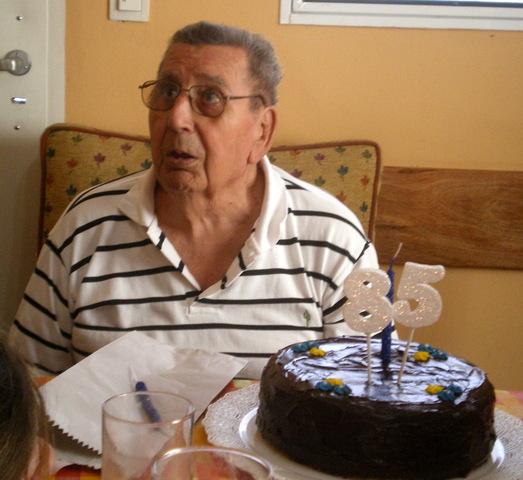 Cumpleaños de papá