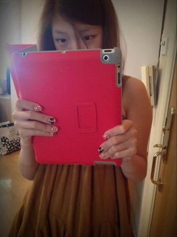 I got my iPad!