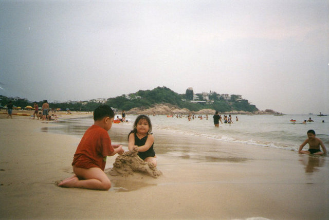 My first time in Repulse Bay