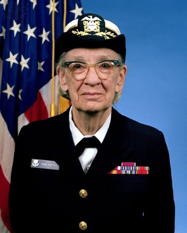Dr.Grace Murray Hopper