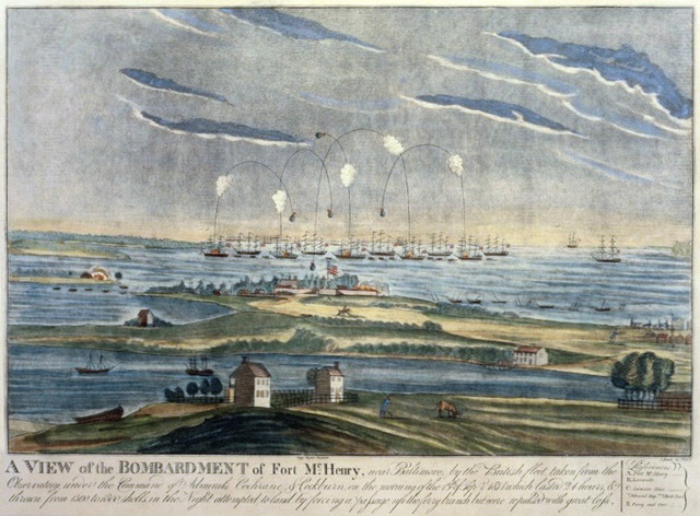 Battle of Baltimore and Fort McHenry