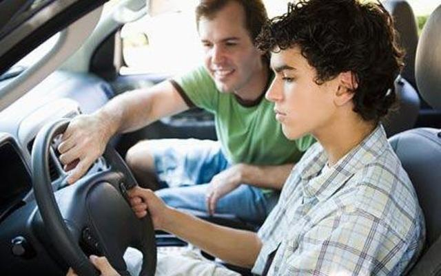 Goal: Learn How to Drive