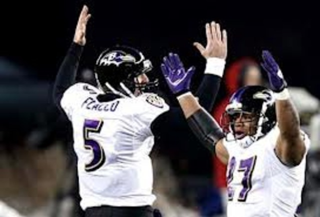 Ravens draft Joe Flacco and Ray Rice