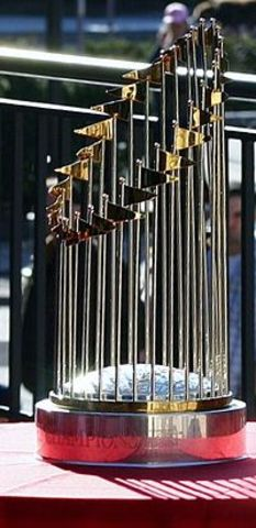 Sox break the Curse