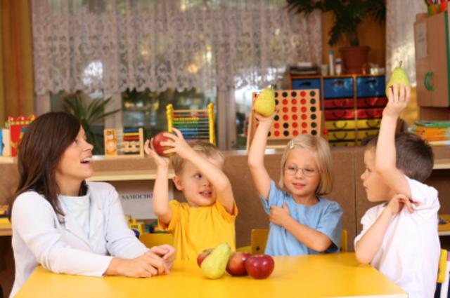 Work Options: Working with Children