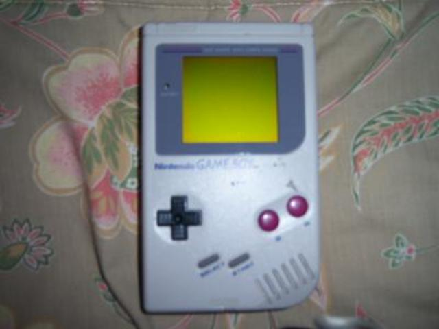 The Game Boy was released in Japan