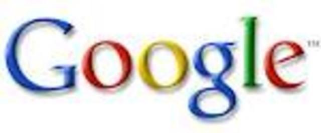 Launch of Google