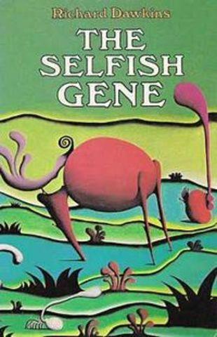The Selfish Gene (Red)