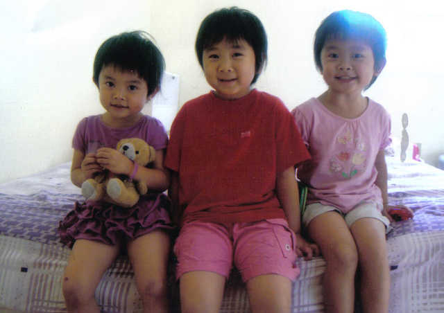 My Influences: My Baby Sisters