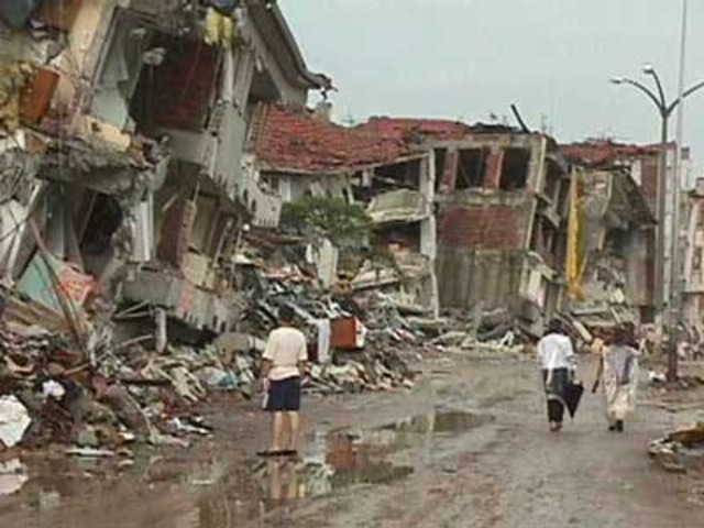 Turkey's eathquake