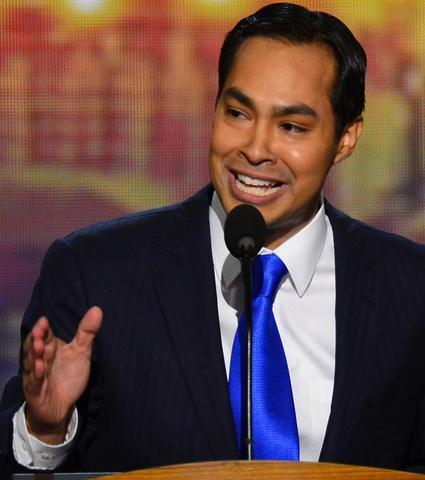 Første latino taler for demokraterne