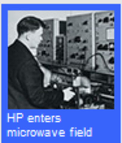 HP Looks into the microwave field