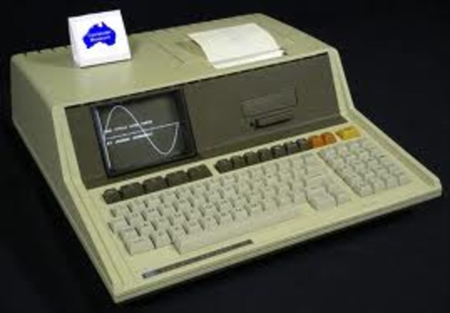 HP's first PC