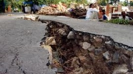 10 Significant Earthquakes timeline