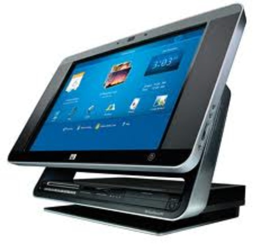 HP introduces TouchSmart