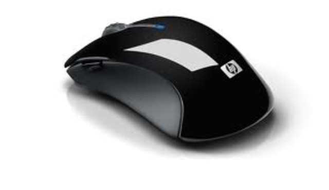 HP introduces wireless mouse