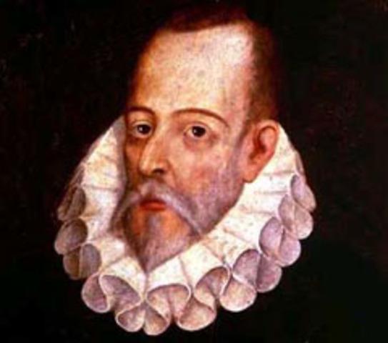 """Literature: """"Don Quixote Part I"""" prose written by Cervantes gets published"""