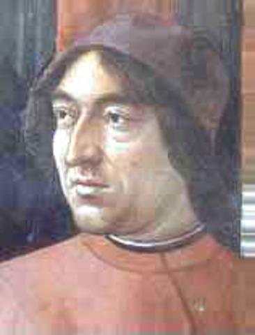 """Literature: """"La Giostra"""" written by Angelo Poliziano"""