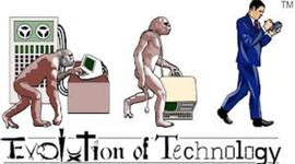 Technolgy from 1950 to 2012 timeline