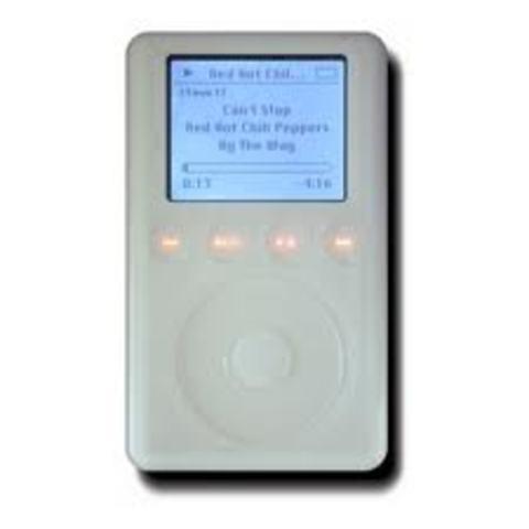Third classic ipod